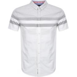Superdry Short Sleeved Poplin Shirt White found on Bargain Bro UK from Mainline Menswear