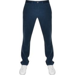 Tommy Hilfiger Denton Corduroy Trousers Blue found on Bargain Bro UK from Mainline Menswear