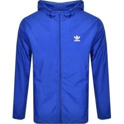 adidas Originals Windbreaker Jacket Blue found on Bargain Bro UK from Mainline Menswear