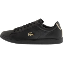 Lacoste Carnaby Evo 721 Trainers Black found on Bargain Bro UK from Mainline Menswear