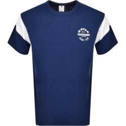 G Star Raw Sport Panel Logo T Shirt Blue found on MODAPINS from Mainline Menswear Australia for USD $47.67