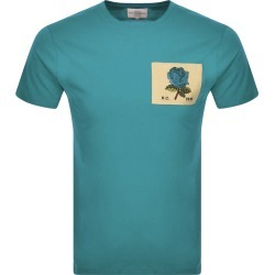 Kent And Curwen Rose T Shirt Green found on MODAPINS from Mainline Menswear Australia for USD $94.78
