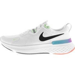 Nike Training React Miler Trainers White found on Bargain Bro UK from Mainline Menswear
