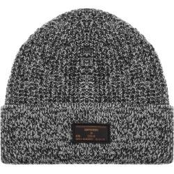 Superdry Stockholm Knit Beanie Hat Black found on Bargain Bro UK from Mainline Menswear
