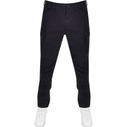 G Star Raw Roxic Straight Cargo Trousers Navy found on MODAPINS from Mainline Menswear Australia for USD $123.80
