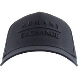 Armani Exchange Logo Baseball Cap Navy found on Bargain Bro UK from Mainline Menswear