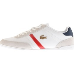 Lacoste Giron Trainers White found on Bargain Bro UK from Mainline Menswear