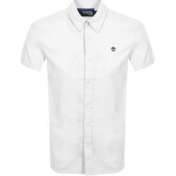 Timberland Milford Short Sleeved Shirt White found on Bargain Bro UK from Mainline Menswear