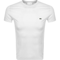 Lacoste Crew Neck T Shirt White found on Bargain Bro UK from Mainline Menswear