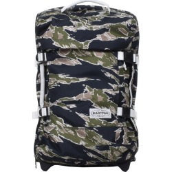 Eastpak Tranverz S Suitcase Green found on MODAPINS from Mainline Menswear Australia for USD $172.13
