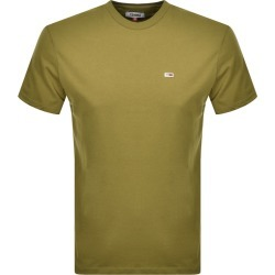 Tommy Jeans Classic T Shirt Green found on Bargain Bro UK from Mainline Menswear