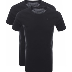G Star Raw 2 Pack Base T Shirt Navy found on MODAPINS from Mainline Menswear Australia for USD $40.86