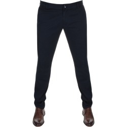 Armani Exchange P45 Slim Fit Chinos Navy found on MODAPINS from Mainline Menswear Australia for USD $114.64
