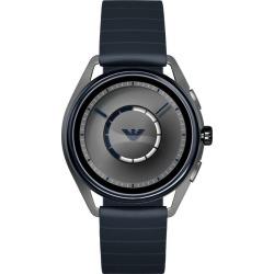 Emporio Armani ART5008 Smartwatch Blue found on Bargain Bro UK from Mainline Menswear
