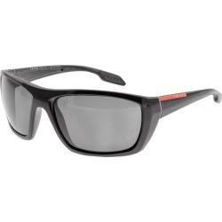 Prada Linea Rossa Sunglasses Black found on Bargain Bro UK from Mainline Menswear