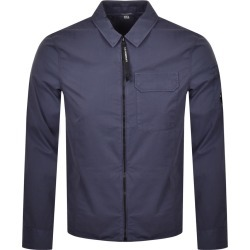 CP Company Overshirt Blue found on MODAPINS from Mainline Menswear Australia for USD $314.06