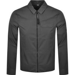 CP Company Overshirt Grey found on MODAPINS from Mainline Menswear Australia for USD $300.10