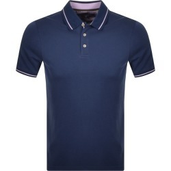 Ted Baker Gelpen Polo T Shirt Navy found on Bargain Bro UK from Mainline Menswear