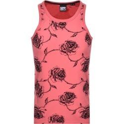 Superdry Supply Logo Vest T Shirt Pink found on Bargain Bro UK from Mainline Menswear
