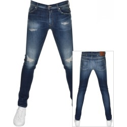 Replay Jondrill Skinny Jeans Blue found on Bargain Bro UK from Mainline Menswear
