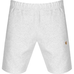 Carhartt Chase Sweat Shorts Grey found on Bargain Bro UK from Mainline Menswear