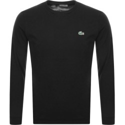 Lacoste Sport Long Sleeved T Shirt Black found on Bargain Bro UK from Mainline Menswear