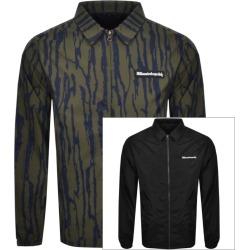 Billionaire Boys Club Bark Coach Jacket Green found on MODAPINS from Mainline Menswear Australia for USD $522.82