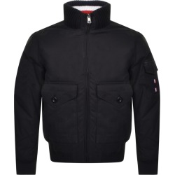 Tommy Hilfiger Icon Bomber Jacket Black found on Bargain Bro from Mainline Menswear for £201