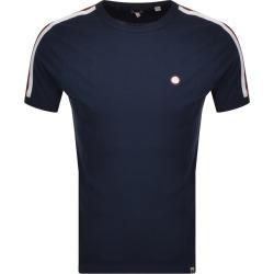 Pretty Green Tilby Short Sleeve T Shirt Navy found on Bargain Bro India from Mainline Menswear Australia for $53.86