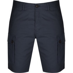 Pretty Green Cargo Shorts Navy found on Bargain Bro UK from Mainline Menswear