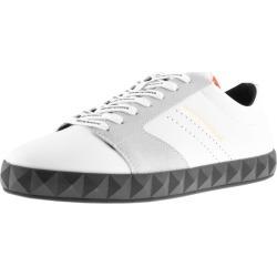 Emporio Armani Opatija Trainers White found on Bargain Bro UK from Mainline Menswear