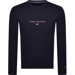 Tommy Hilfiger Crew Neck Sweatshirt Navy found on Bargain Bro UK from Mainline Menswear