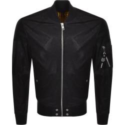 Diesel J Nikolai Leather Jacket Black found on Bargain Bro UK from Mainline Menswear