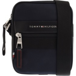 Tommy Hilfiger Elevated Mini Reporter Bag Navy found on Bargain Bro UK from Mainline Menswear