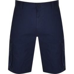 Tommy Jeans Washed Cargo Shorts Navy found on Bargain Bro UK from Mainline Menswear