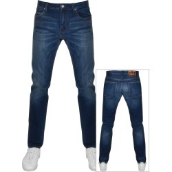 Superdry Slim Fit Jeans Blue found on Bargain Bro UK from Mainline Menswear