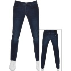 Armani Exchange J13 Slim Fit Jeans Blue found on Bargain Bro UK from Mainline Menswear