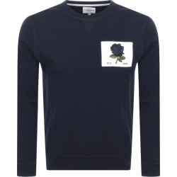 Kent And Curwen 1926 Icon Sweatshirt Navy found on MODAPINS from Mainline Menswear Australia for USD $175.70