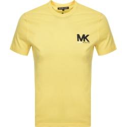 Michael Kors Sport Logo T Shirt Yellow found on Bargain Bro UK from Mainline Menswear