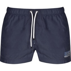 Superdry Sorrento Swim Shorts Navy found on Bargain Bro India from Mainline Menswear Australia for $40.74