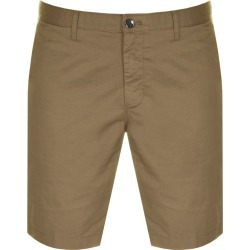 Michael Kors Washed Cotton Shorts Brown found on Bargain Bro UK from Mainline Menswear