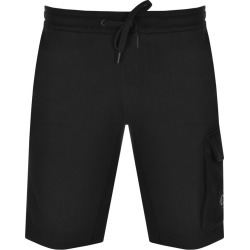 Calvin Klein Jeans Monogram Logo Shorts In Black found on Bargain Bro UK from Mainline Menswear