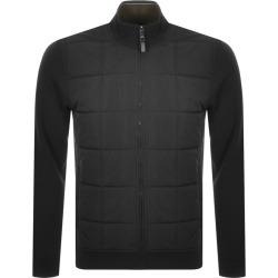 Ted Baker Pasport Full Zip Sweatshirt Black found on Bargain Bro UK from Mainline Menswear