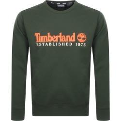 Timberland Core Crew Sweatshirt Green found on Bargain Bro UK from Mainline Menswear
