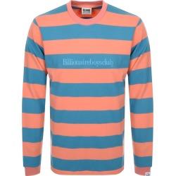 Billionaire Boys Club Striped Sweatshirt Orange found on MODAPINS from Mainline Menswear Australia for USD $179.14