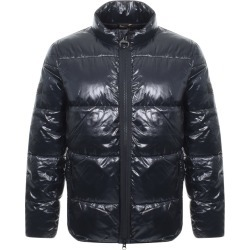 Barbour International Act Quilt Jacket Black found on Bargain Bro UK from Mainline Menswear