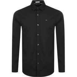 Tommy Jeans Long Sleeved Shirt Black found on Bargain Bro UK from Mainline Menswear