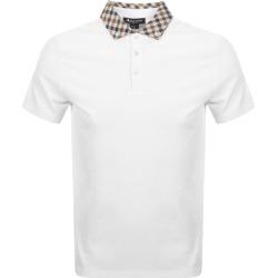 Aquascutum Coniston Polo T Shirt White found on MODAPINS from Mainline Menswear Australia for USD $108.27