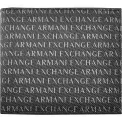Armani Exchange Bifold Logo Wallet Black found on Bargain Bro India from Mainline Menswear Australia for $84.50