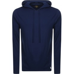Ralph Lauren Long Sleeved Hooded T Shirt Navy found on Bargain Bro India from Mainline Menswear Australia for $76.77